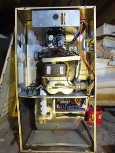 Gas Furnace High Efficiency Or 90 Troubleshoot And Repair