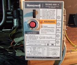 Description of oil furnace burner controls - Gray Furnaceman ... on