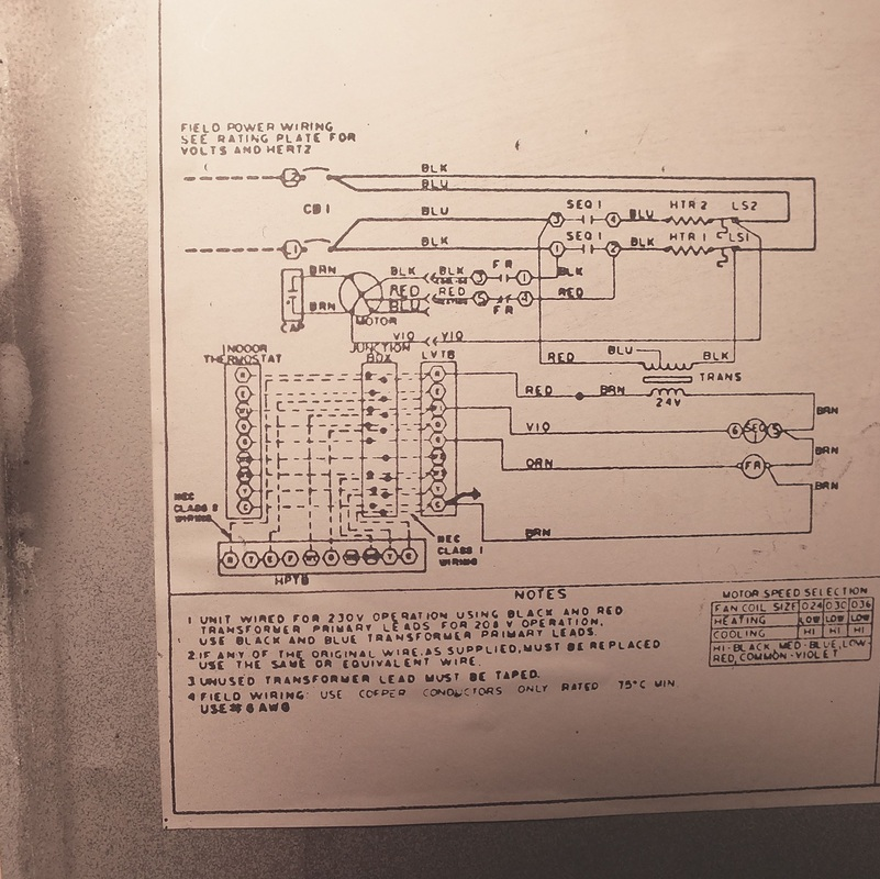 Old Electric Furnace Wiring Diagram - Preview Wiring Diagram on