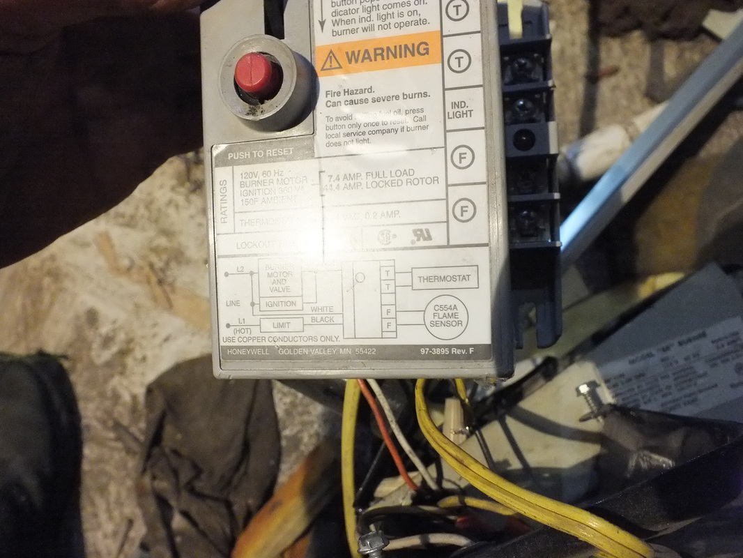 Oil Furnace Troubleshoot Gray Furnaceman Furnace Troubleshoot And