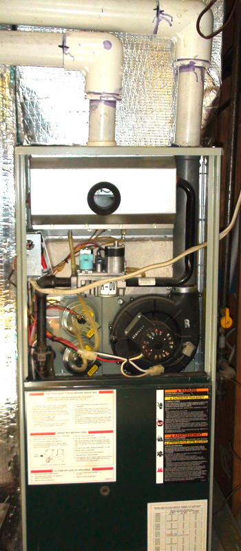 High efficiency gas furnace design and components - Gray Furnaceman ...