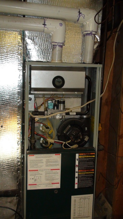 Trane Gray Furnaceman Furnace Troubleshoot And Repair