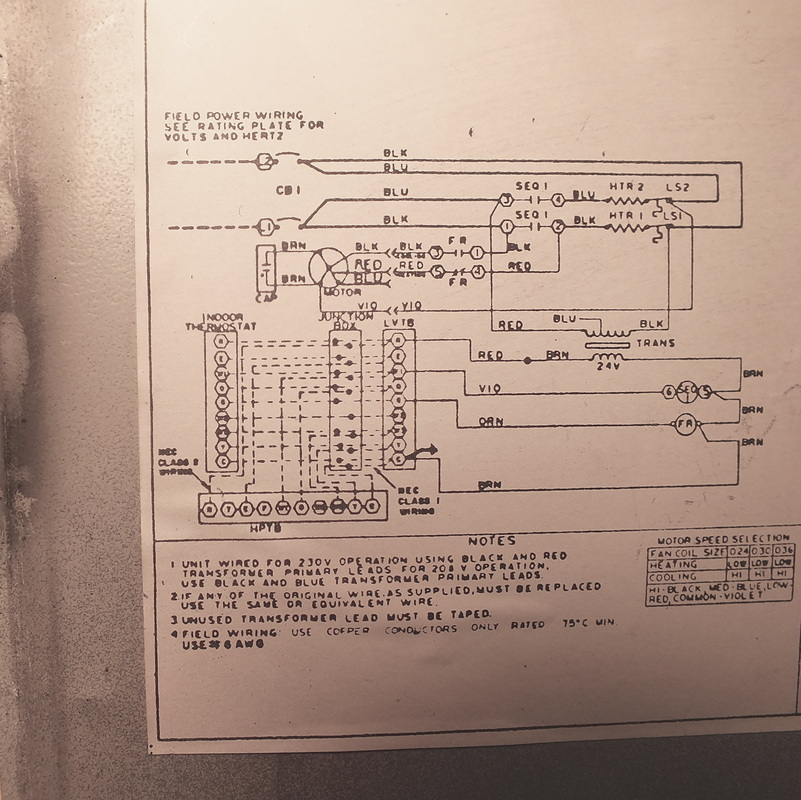 Electrical Diagram Training Gray Furnaceman Furnace