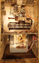 Furnace Troubleshoot Of The 80 Efficient Gas Furnace