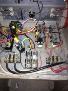 electric furnace gray furnaceman furnace troubleshoot and repair electric furnaces