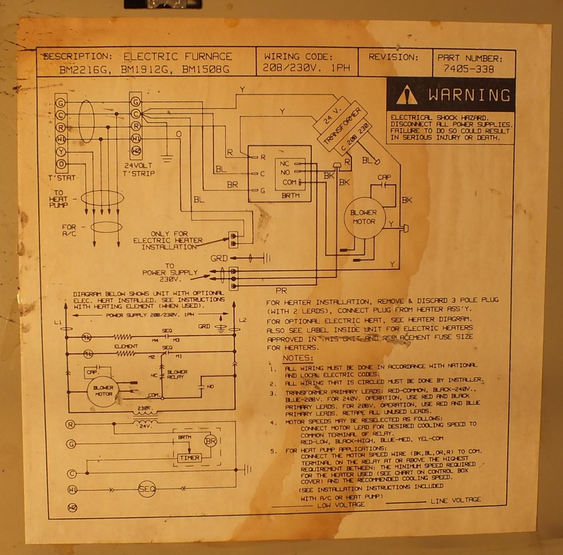 electric wiring solutions - gray furnaceman furnace troubleshoot and repair